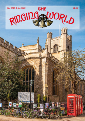 The Ringing World issue 5736