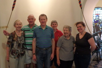 Joy Fabry, Andrew Davies, Jim Waddell, Deryn Griffiths, Marylon Coates, Anneke Ryan