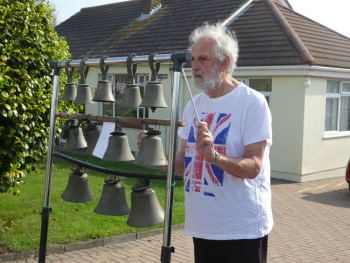 Chiming for Liberation Anniversary