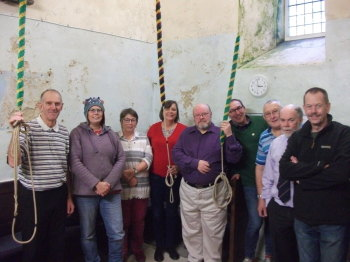 Puddletown Learner-Ringers and Doubles Band,