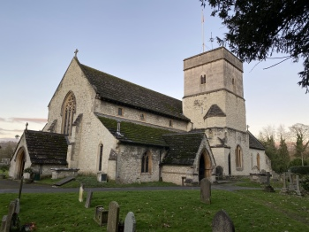 St Michael's church, Betchworth.