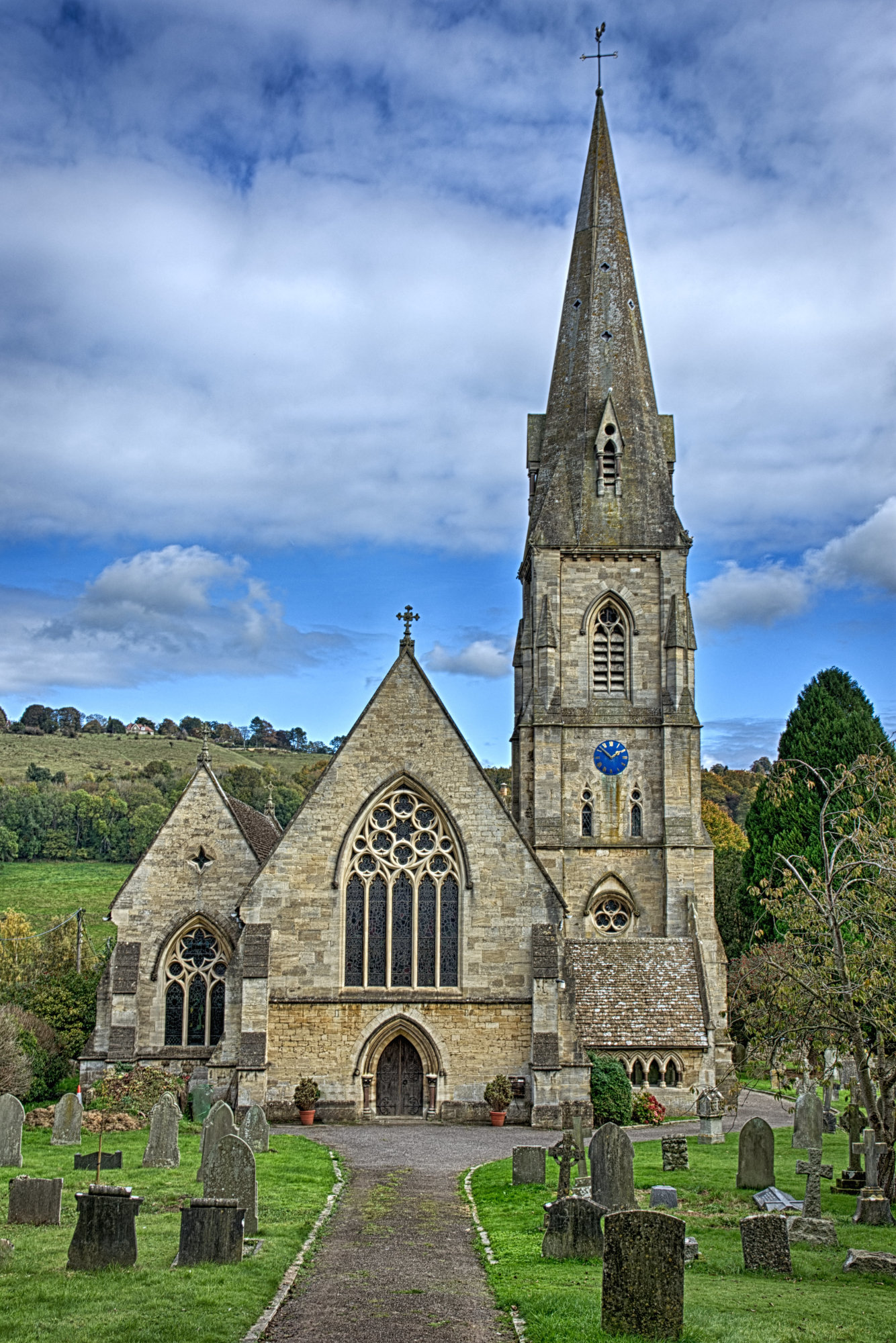 St Mary, Woodchester, Gloucestershire