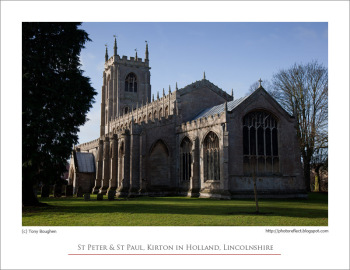 SS Peter and Paul, Kirton in Holland