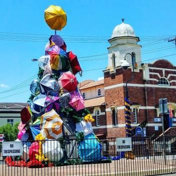 Umbrella Christmas Tree Uk.Ringing World Bellboard