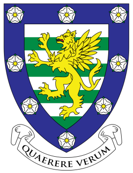 Arms of Downing College