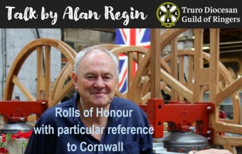 Alan Regin talks Rolls of Honour with particular reference to Cornwall