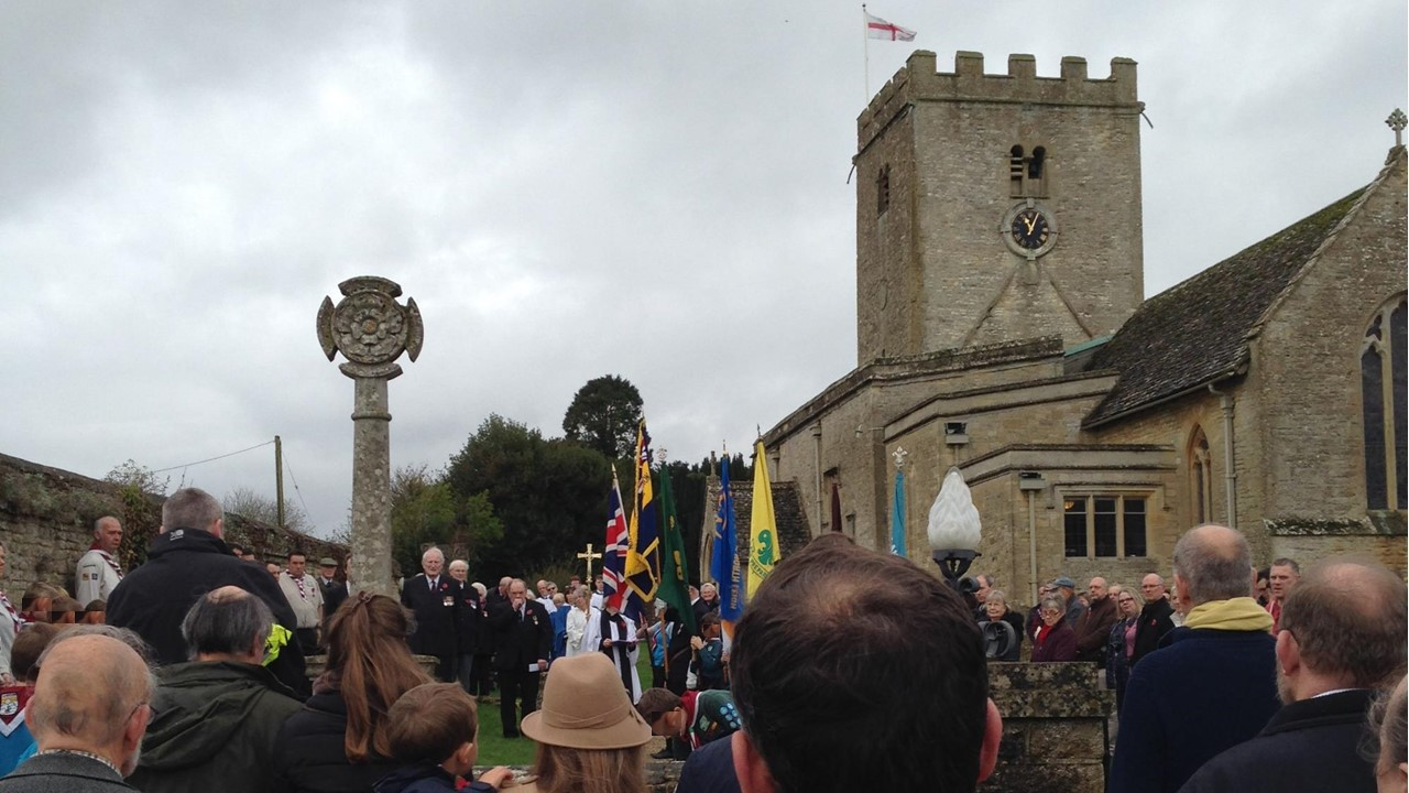 Remembering at North Leigh