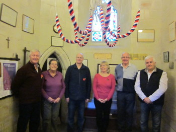 Ringers from Left to Right
