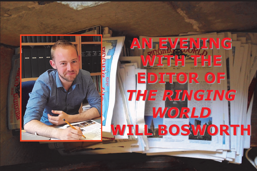 Will Bosworth - Editor of The Ringing World