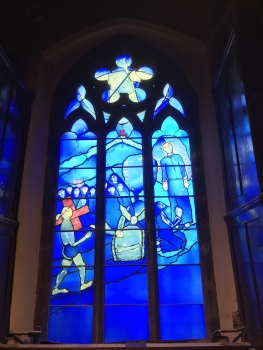 The New West Window.