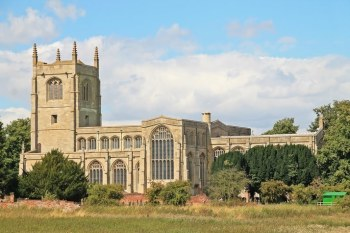 Collegiate Church of the Holy Trinity, Tattershall.