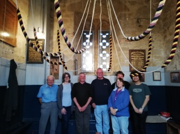 The Ilminster ringers