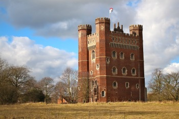 Tattershall Castle.
