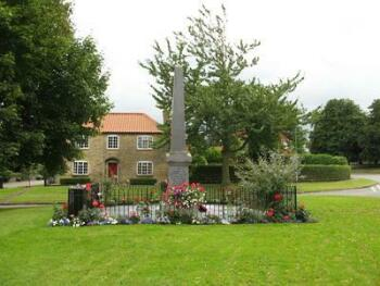 "Joyce's ""Mrs Money's"" cottage sat on the village green"