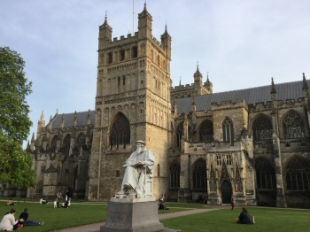 North Tower, Exeter Cathedral