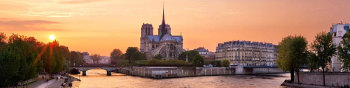 Cathedral of Notre-Dame de Paris (from the River Seine)