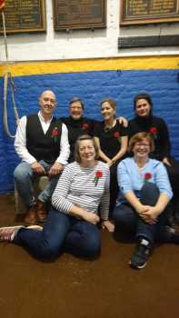 Ringing Remembers recruits