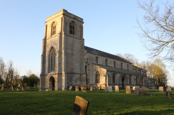 Leverton, St. Helena, Lincolnshire