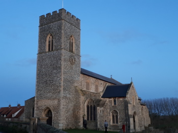 Wighton Parish Church, Norfolk