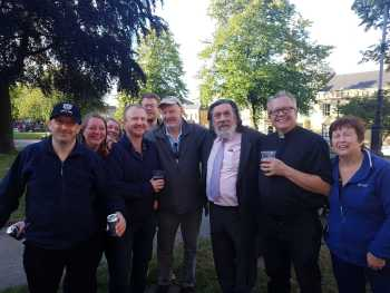 T'Parish Beer Festival Crew