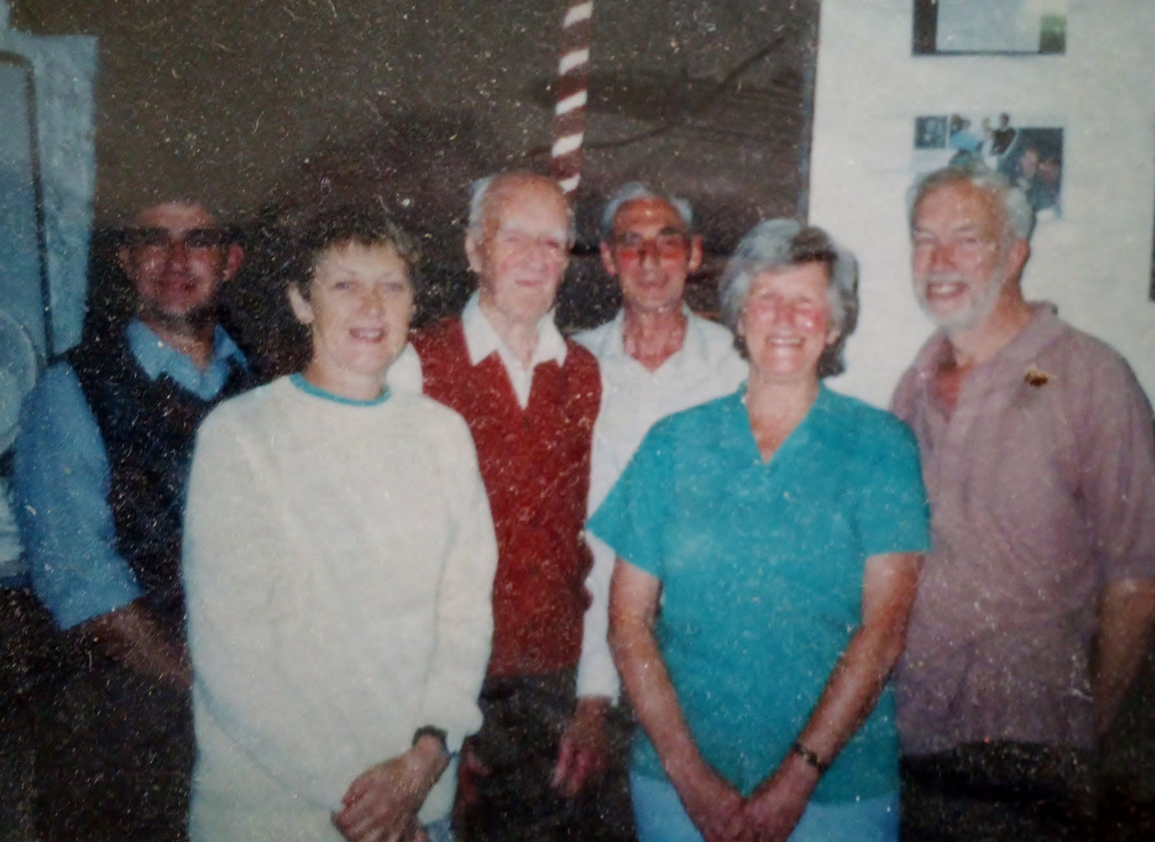 The 94th birthday band