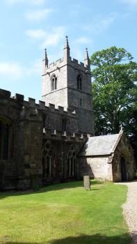 The Church of St. Andrew, Irnham, Lincolnshire