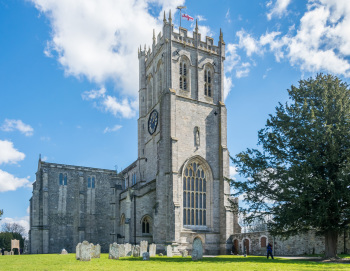 Christchurch Priory - (C) Jack Pease