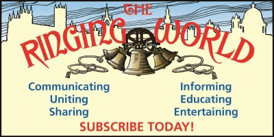 The Weekly Journal for Church Bell Ringers since 1911